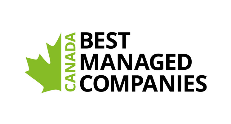 Arbor wins best managed companies 2020