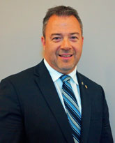 Jeff Tureski. Funeral Director, Burke Funeral Home, Belleville ON