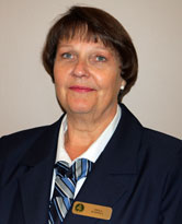 Sheila Rushnell-Davidson, Funeral Director, Burke Funeral Home, Belleville ON