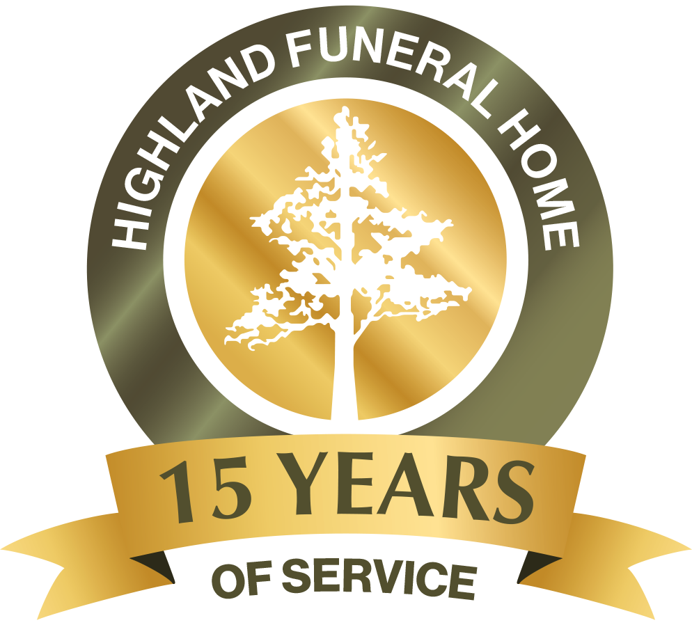 15 years of Service - Caring for families since 2015