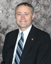 Gille Douville, Funeral Home Director, Mountain View