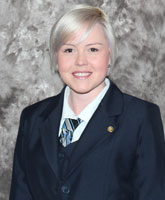Lindsey Wharmby, Senior Funeral Director, Mountain View