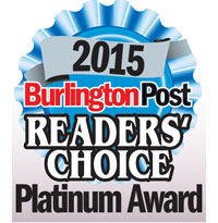 Reader's Choice Award, Bereavement Services Funeral - Platinum Award