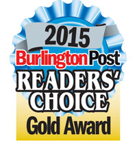 Reader's Choice Award for Funeral Home - Gold Award