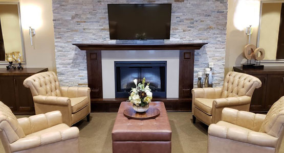 Chapel Lawn - New funeral home