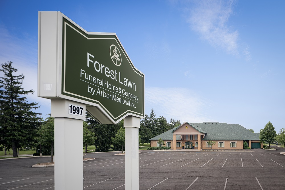 Forest Lawn Funeral Home Cemetery I London Ontario