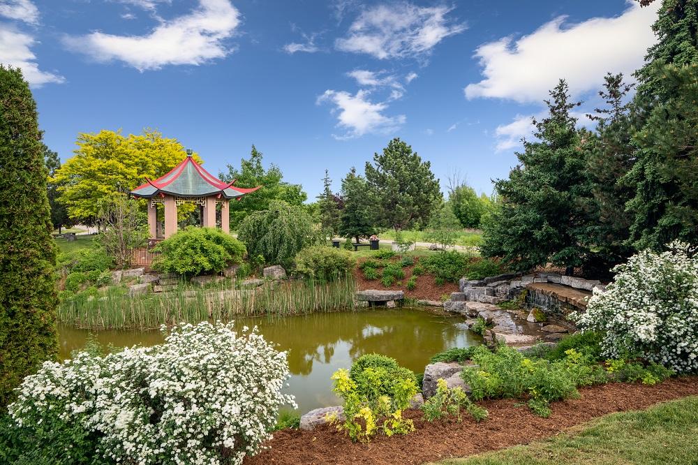 Glen Oaks Funeral Home Cemetery Oakville Ontario - Garden-oak-funeral-home
