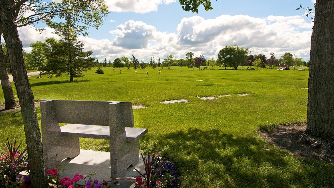 Range of memorial options