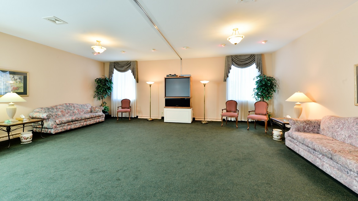 Visitation Rooms