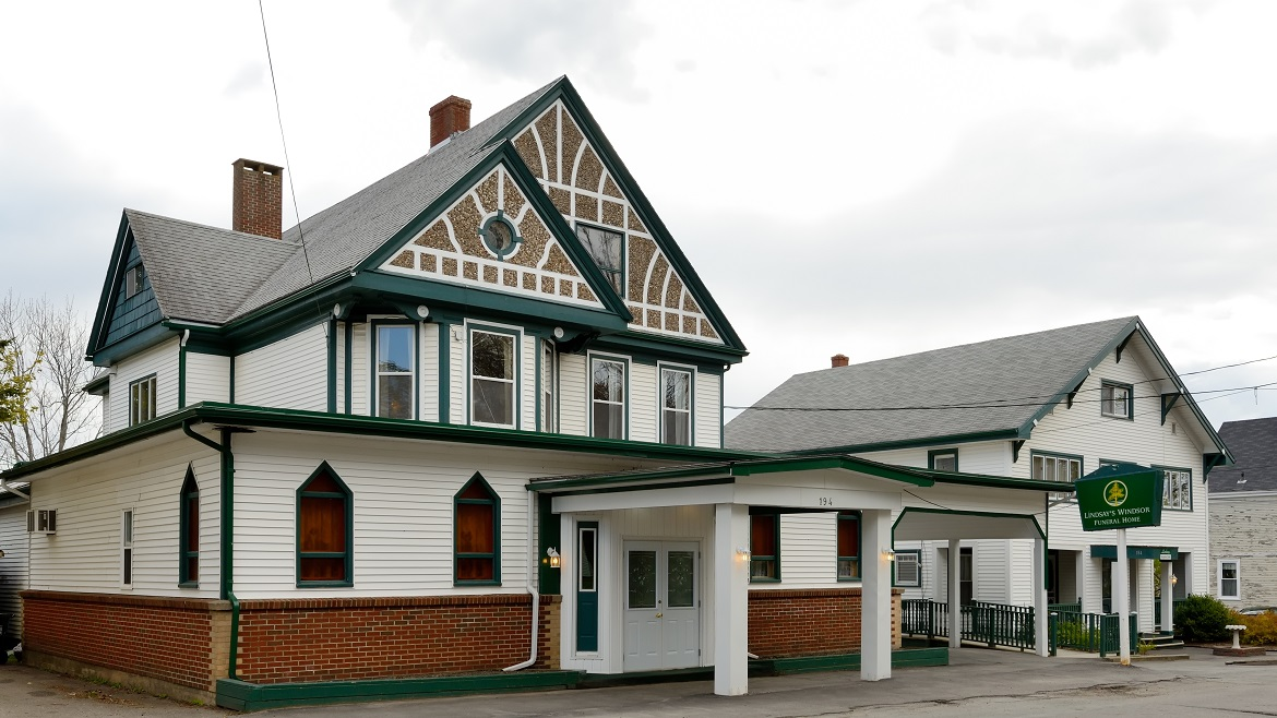 Charming Funeral Home located in Windsor, NS
