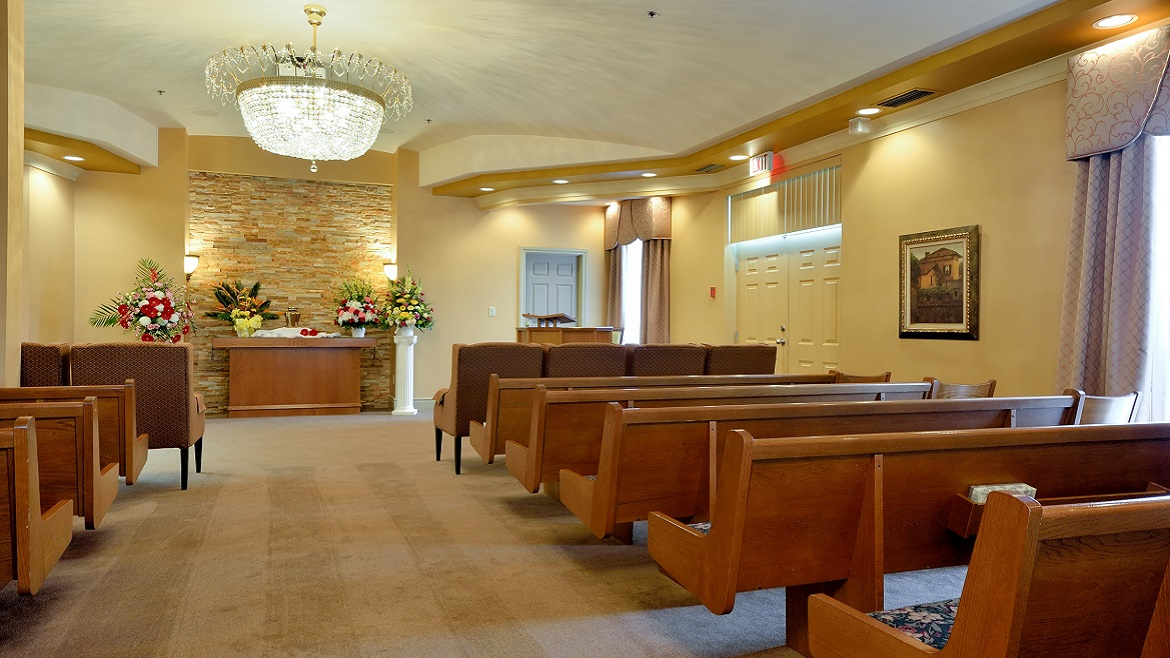Scott Funeral Home - Mississauga Chapel Mississauga ON