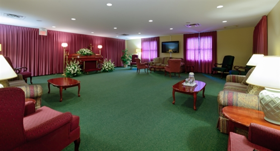 Interior photo of Atlantic Funeral Homes - Sackville Chapel