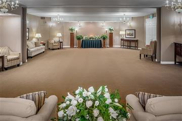 Burke funeral home