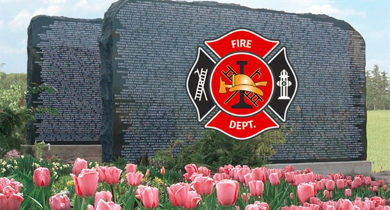 Honour a beloved firefighter for all time!
