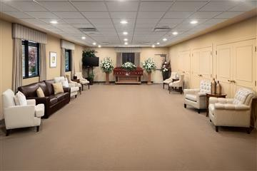funeral home in oakville