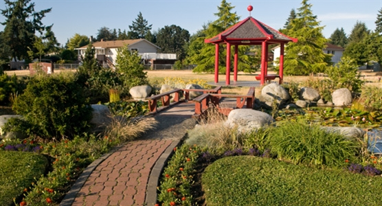 Photo of Hatley Memorial Gardens