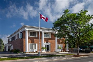 kelly funeral home- Carling Chapel in Ottawa