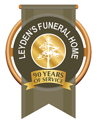 Leyden Funeral home in Calgary