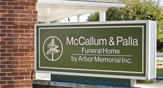 McCallum & Palla Funeral Home
