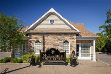 Mceachnie funeral home in Ajax