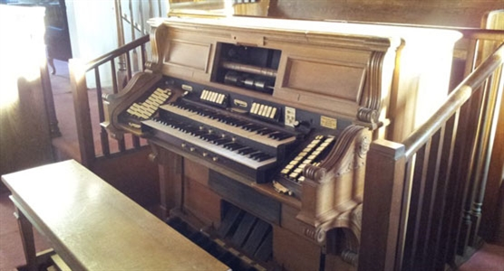 Morris Sutton organ