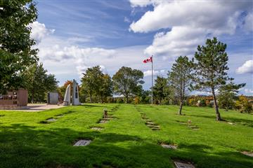 cemetery in middle sackville