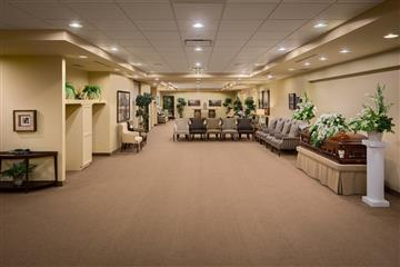 funeral home in fonthill