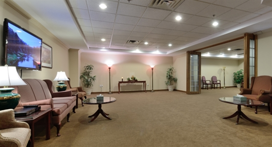 Interior photo of Atlantic Funeral Home - Dartmouth