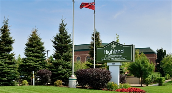 Highland Funeral Home - Markham Chapel