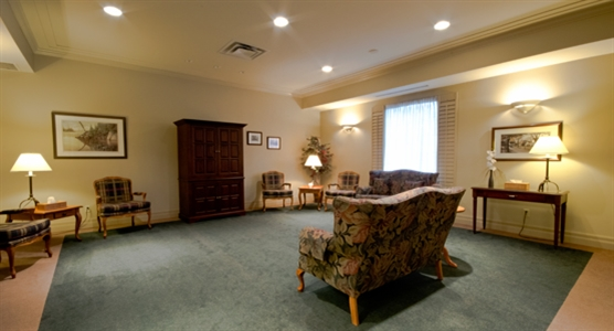 Interior photo of Kelly Funeral Home - Barrhaven Chapel