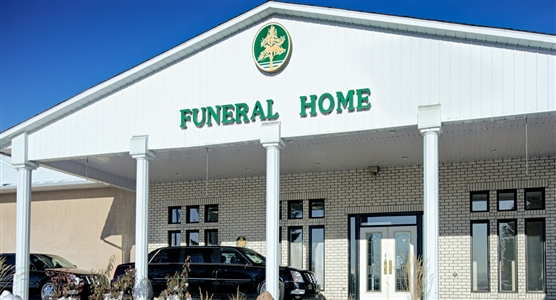 MountainView funeral home and cemetery